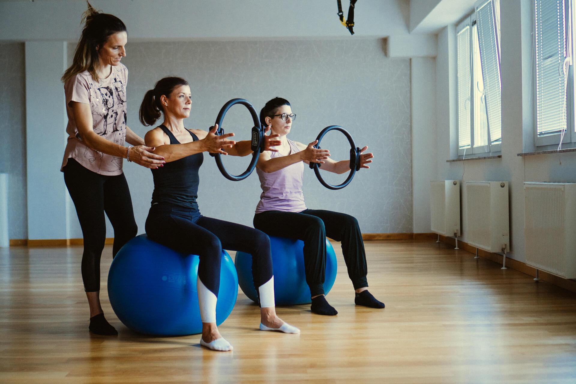 Skupinske vadbe